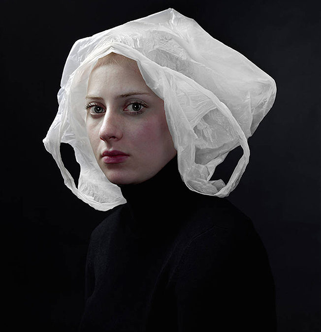 Detritus as fashion in art