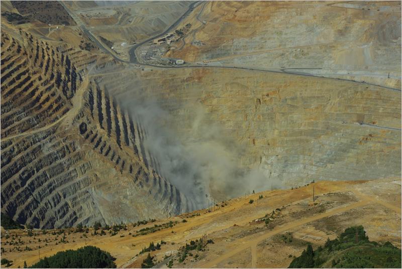 Copper Mine, Utah